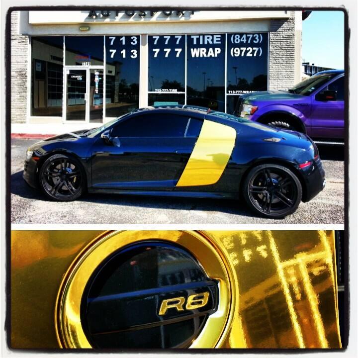 Ari Gold's car?