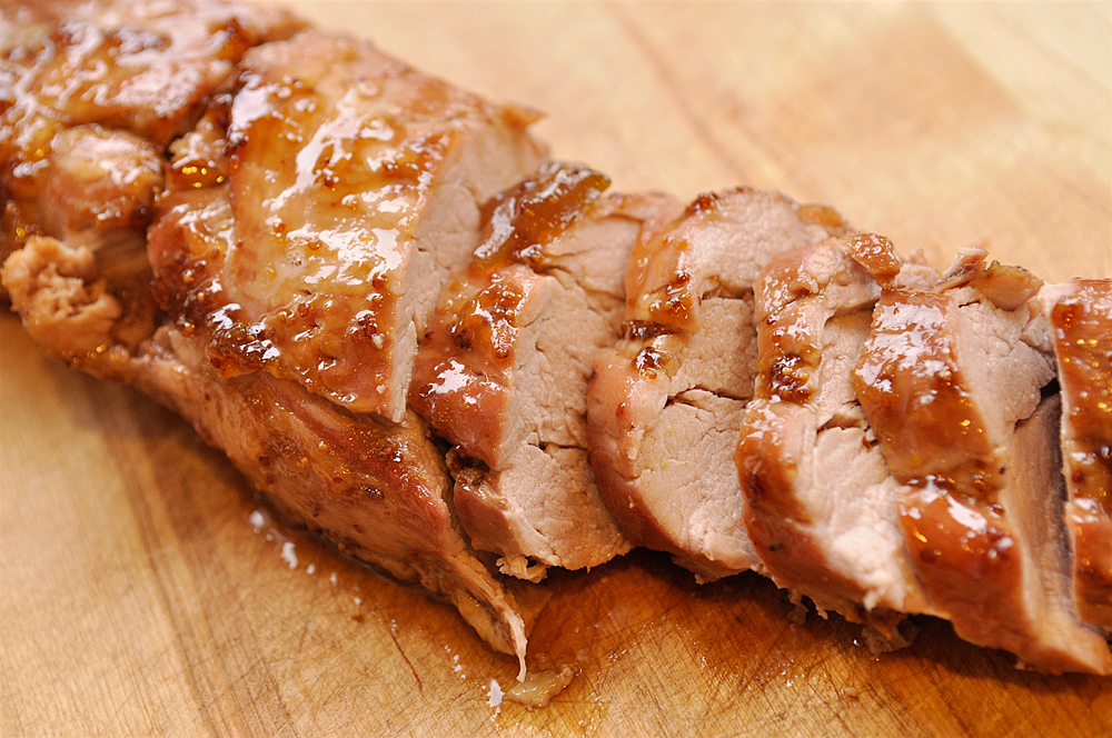 Smoke pork loin recipes
