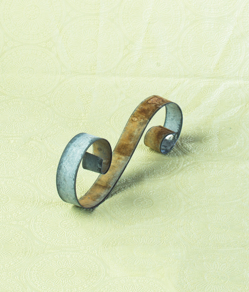 BARREL HOOP WALL SCONCE