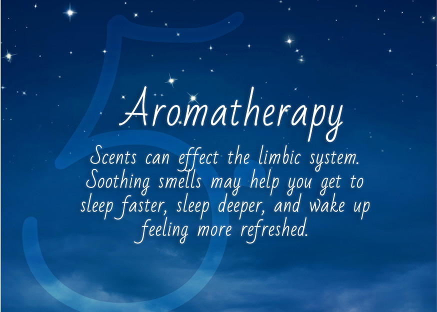 A 2005  study from the psychology department at Wesleyan University tested the anecdotal effects of using Lavender aromatherapy to enhance sleep. All of the participants in the study that were exposed to the lavender scent seemed to experience more deep-sleep (Slow-wave sleep), which lead to more vigor the following morning.