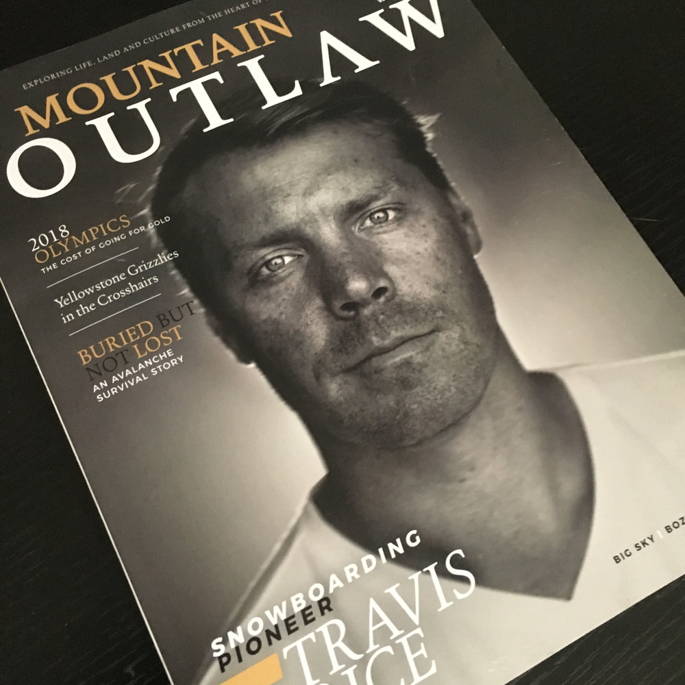 Mountain Outlaw Magazine
