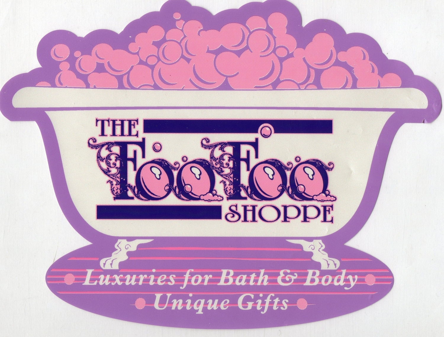 Welcome to The Foo Foo Shoppe