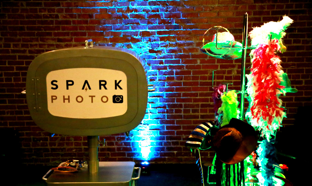 Spark Photo Booth