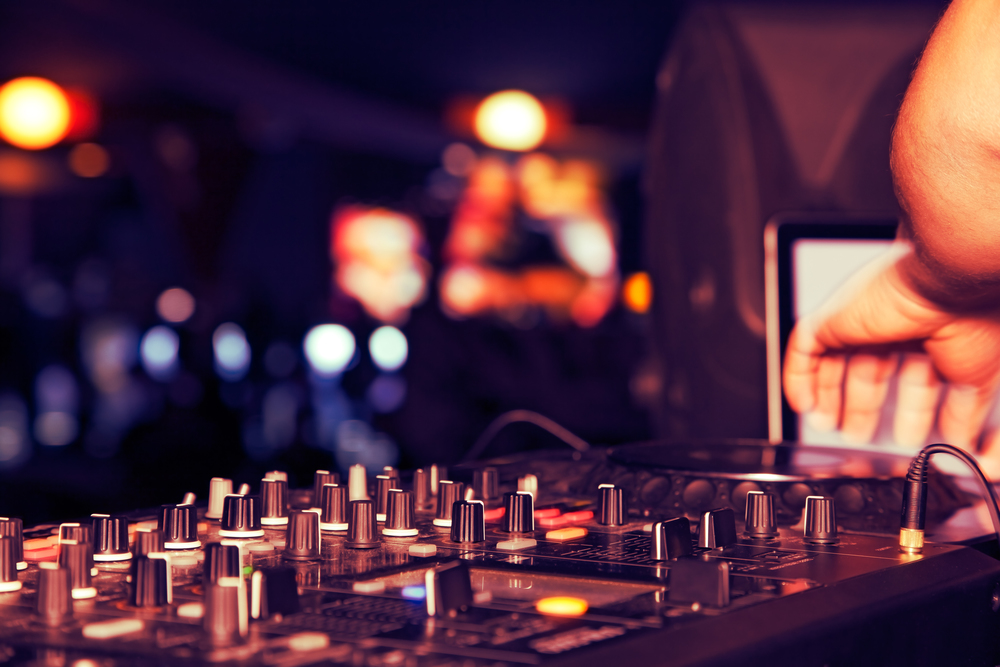 DJ & Emcees    Looking to liven your event?    Get Started