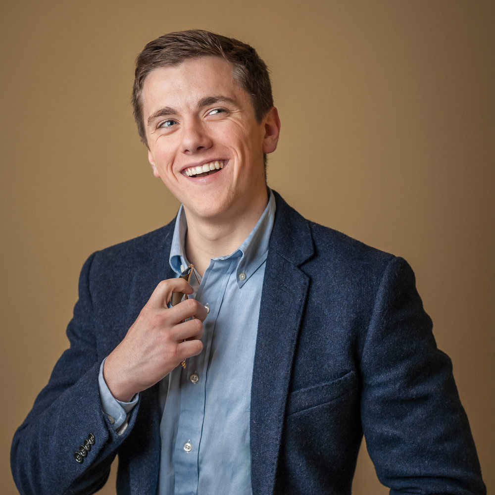 Brice Clark   - CEO | Founder - He once found a dying gopher on the side of the road and nursed it back to health.