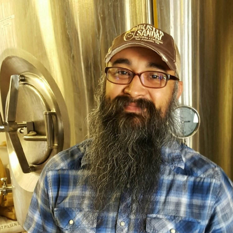 Adrian Gardea - Assistant Brewer