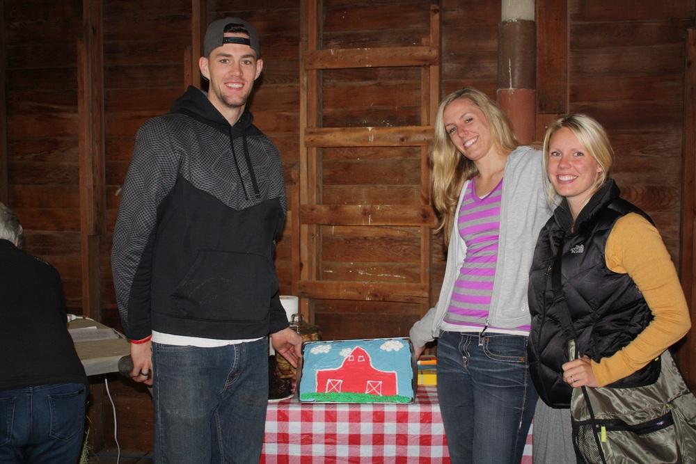 Naylor/Merrill Barn loft