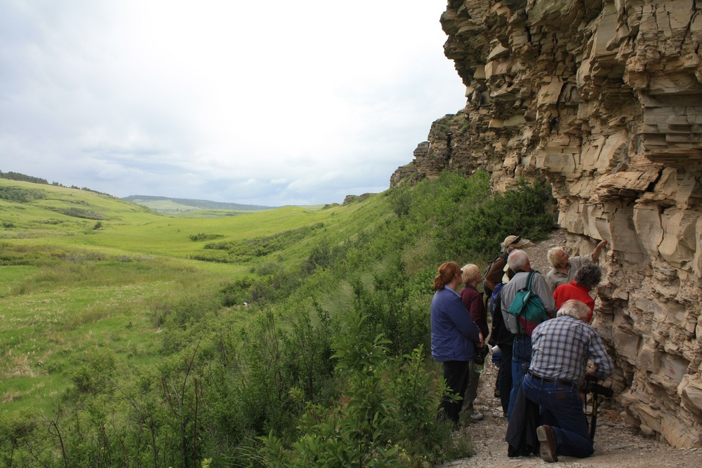 With funding from the US Forest Service Region One Heritage Stewardship Enhancement Program and the National Endowment for the Humanities, MPA will create a new online guide to feature lesser known rural historic landmarks like the Bear Gulch Pictograph site outside of Lewistown.