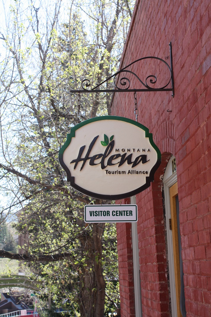 The Helena Tourism Alliance has opened a new Visitor's Center in their office at the base of Reeder's Alley.