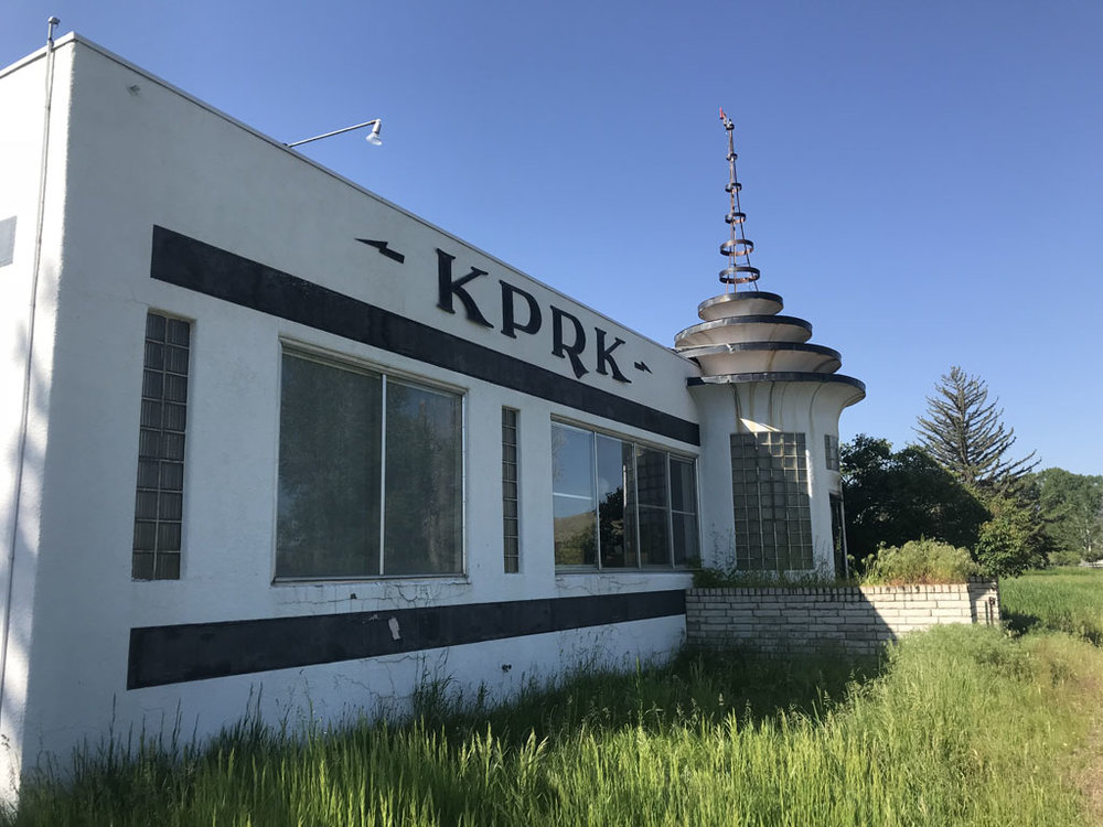 KPRK Radio, Livingston