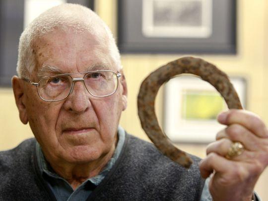 Jack Lepley, photo courtesy Great Falls Tribune
