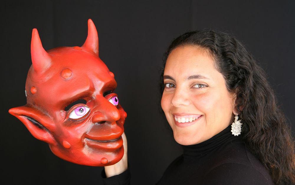 Monica Rojas. Photo by Blanca Santander.