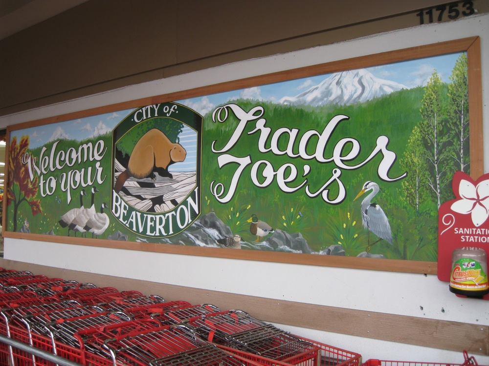 Trader Joe's Beaverton Outside