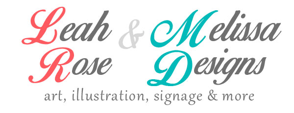 Leah Rose King & Melissa Designs Art