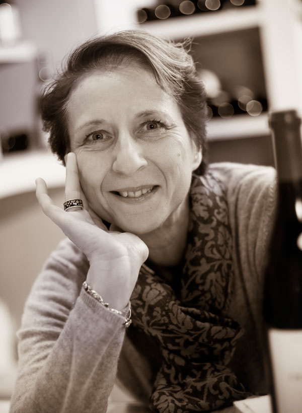 Chantal Tortochot, Owner of Domaine Tortochot, Gevery-Chambertin, France