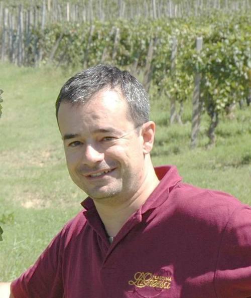 Massimo Pastura, Owner/Winemaker Cascina la Ghersa, Piemonte, Italy