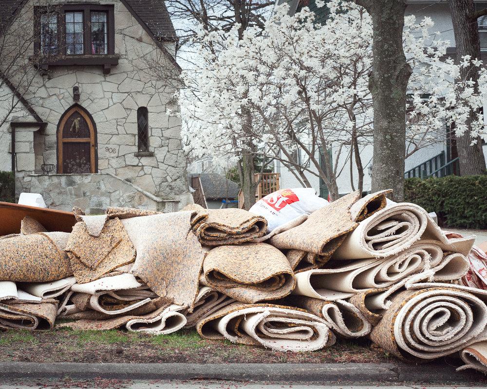 White Carpet, 2014