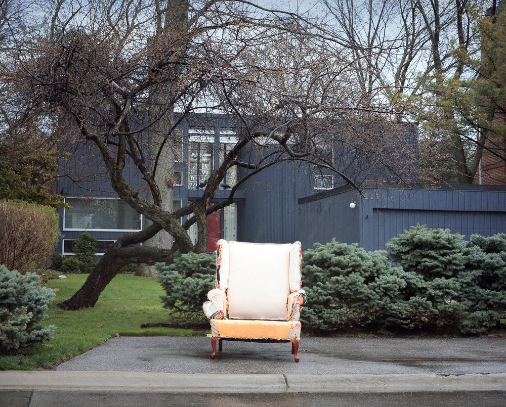Yellow Chair, 2014