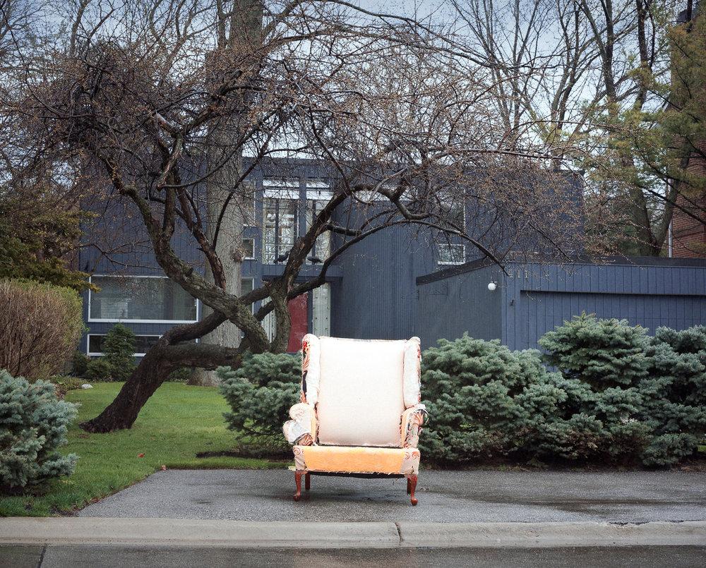 Yellow Chair, 2014