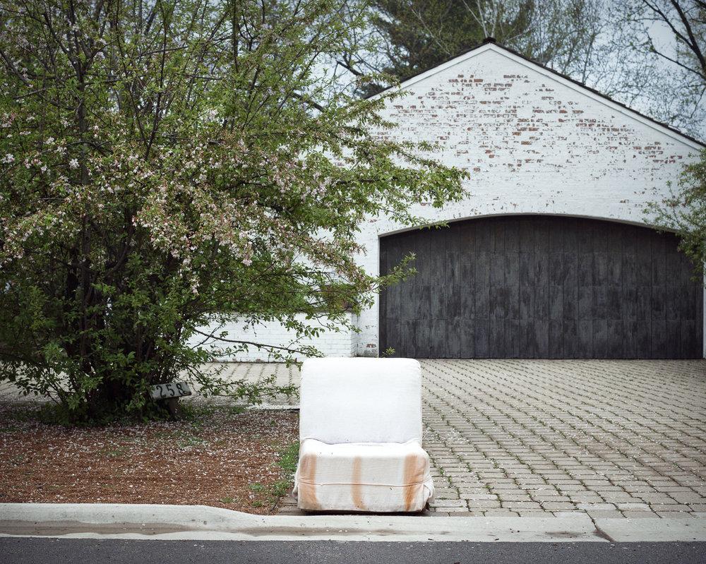 White Chair, 2016