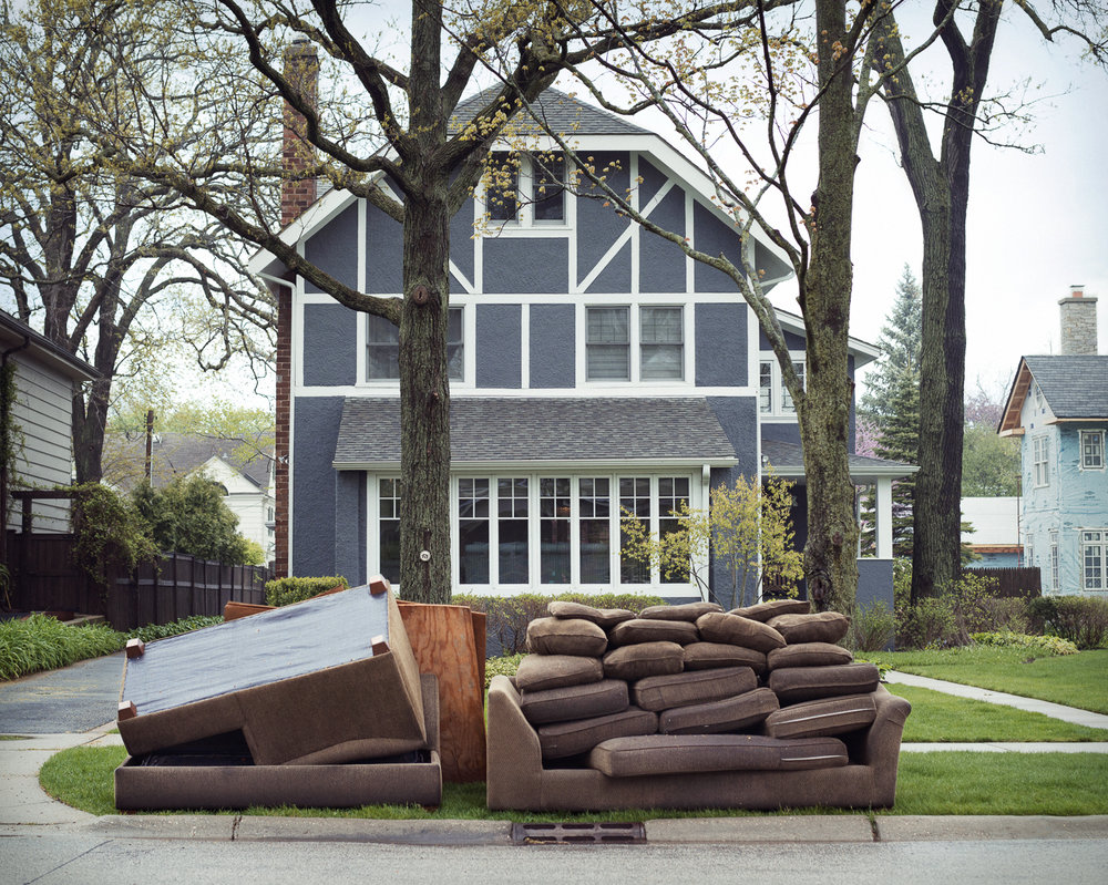 Brown Couch, 2016