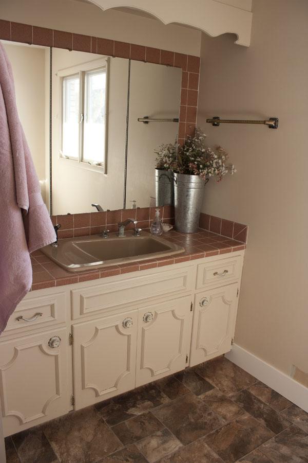 Bathroom Reveal Montana Prairie Tales