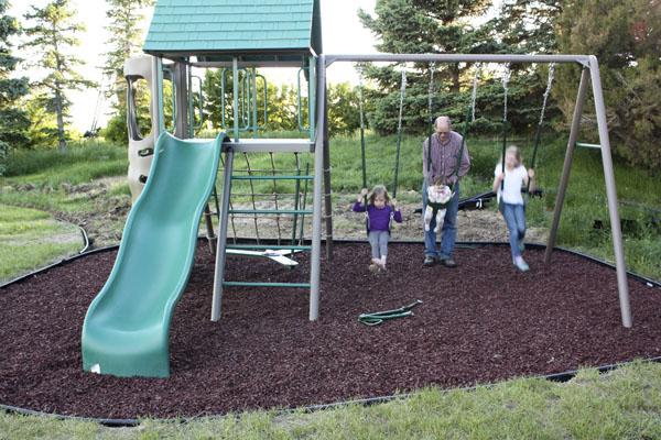 The Swing Set Montana Prairie Tales