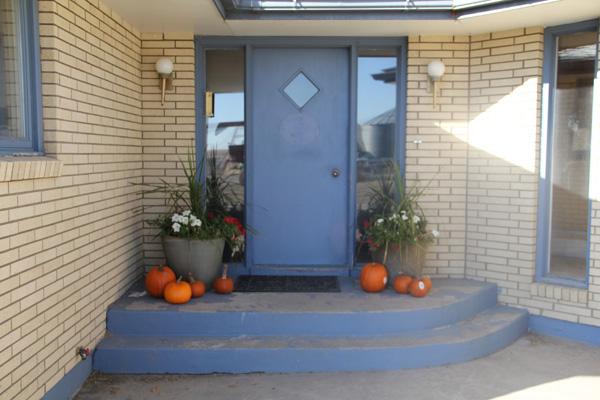Feng Shui Fridaypaint Your Front Door Montana Prairie Tales