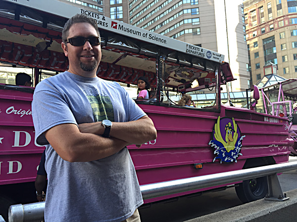 Duck Boat Tour
