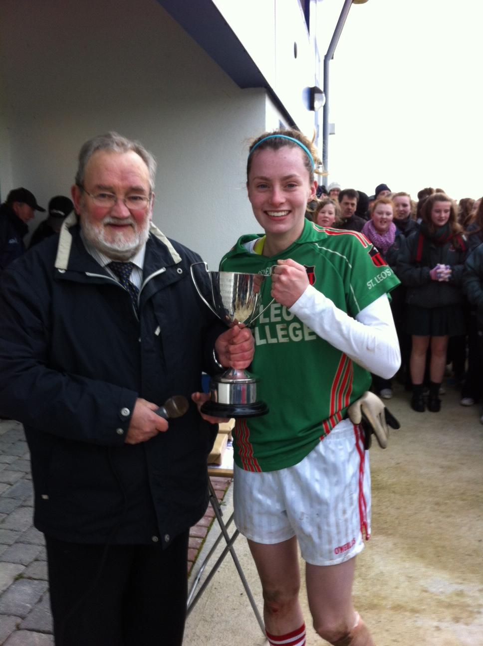Captain-Lauren-Dwyer-accepts-the-Leinster-GAA-Cup.jpg
