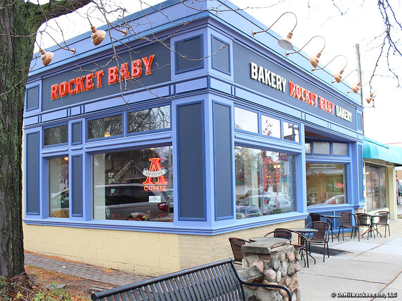 Rocket Baby voted BEST BAKERY 2015 by OnMilwaukee readers.