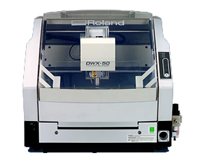 Roland DWX-50 Mill