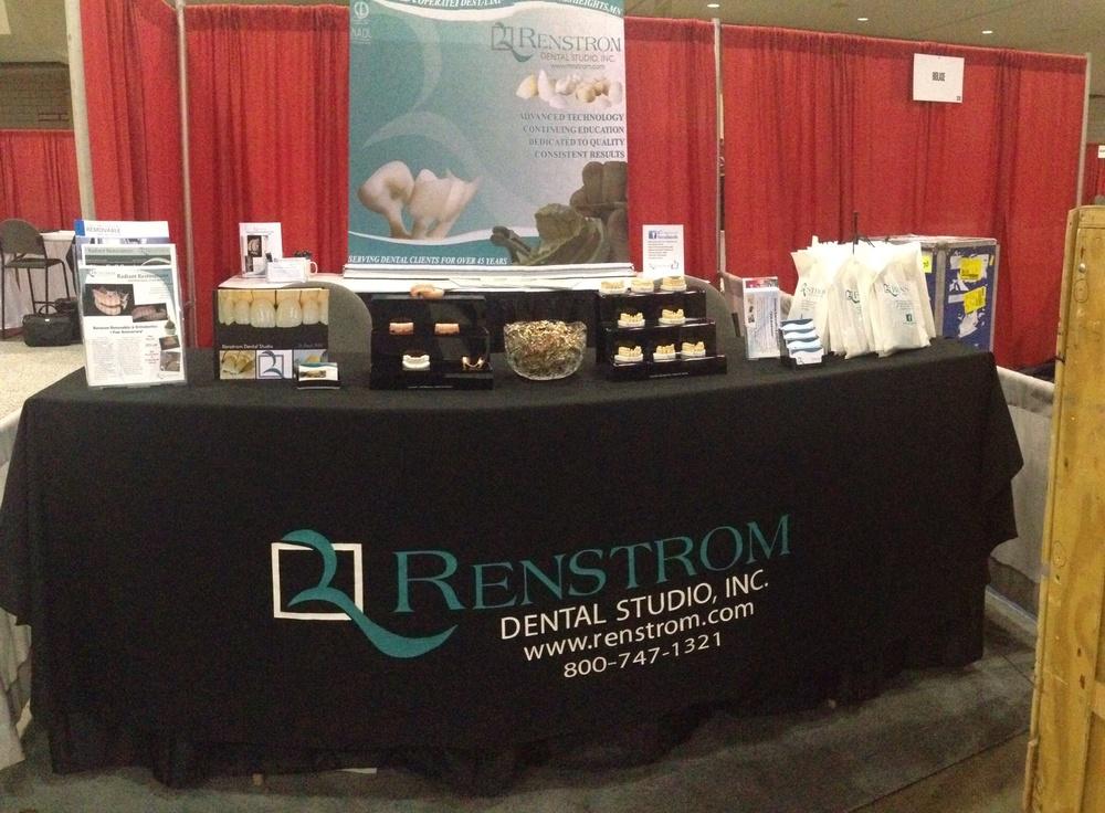 2014 Booth #324 Setup