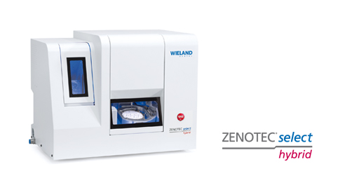 Zenotec Select Hybrid Mill