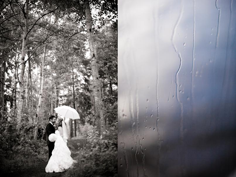 Regnigt bröllop linda broström