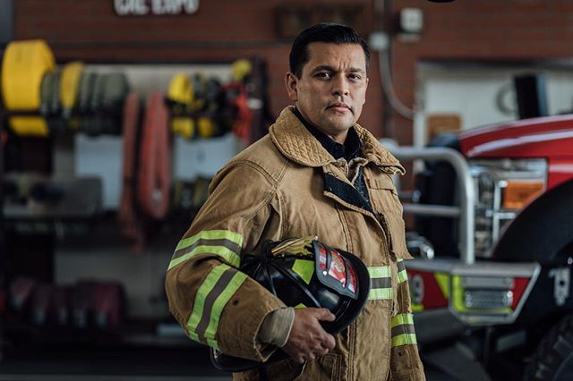 Firefighters are my favorite. You may recognize this gentleman from the No On 6 campaign. #election #campaign #portrait #vote #sacramento #sanfrancisco #losangeles #sandiego #portrait