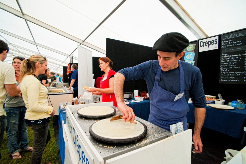 Marsden Cove Seafood Festival 2010