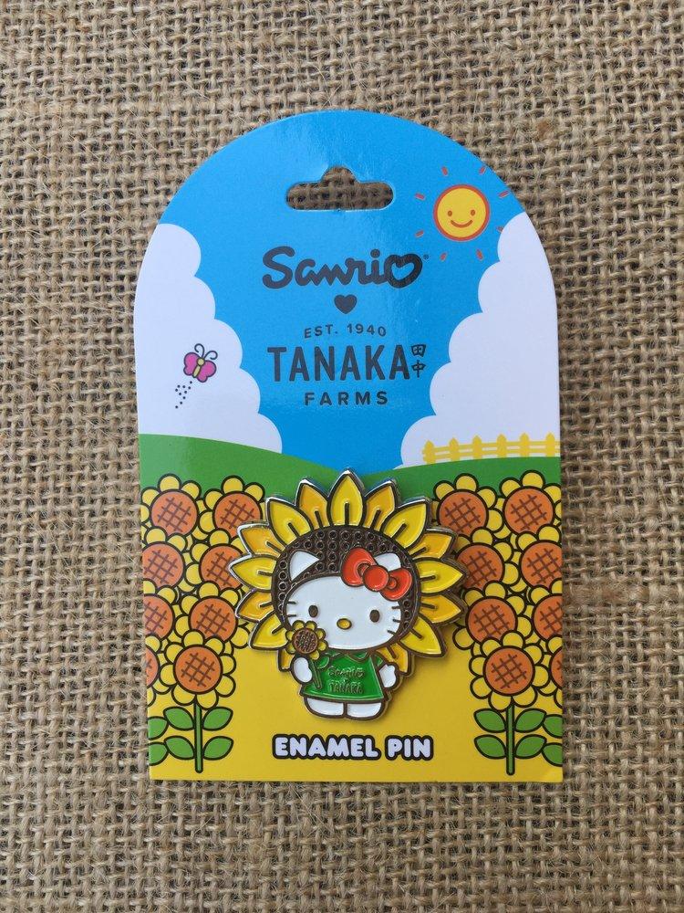 Sanrio - Sunflower Enamel Pin.jpg 52e7d99d0b63f