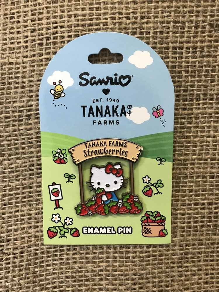 Sanrio - Strawberry Enamel Pin.jpg 30faaf41b04f5