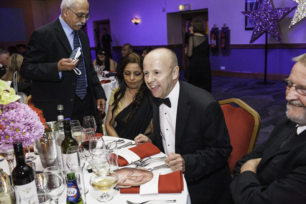 Guests of the Post Office awards at the Troxy