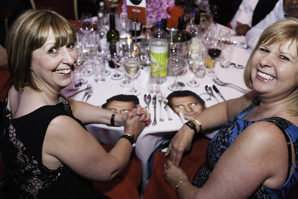 Post Office awards guests at the Troxy