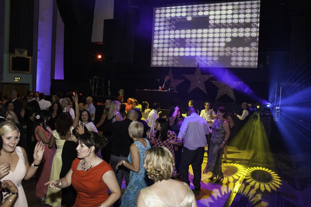 Dancing at the Troxy late into the night