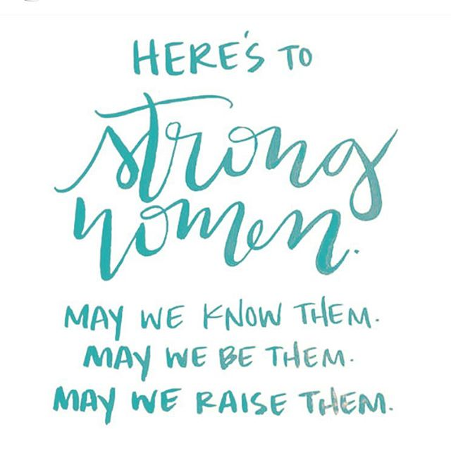 Celebrating #internationalwomensday! Sage & Row's products are made for women by women 💙