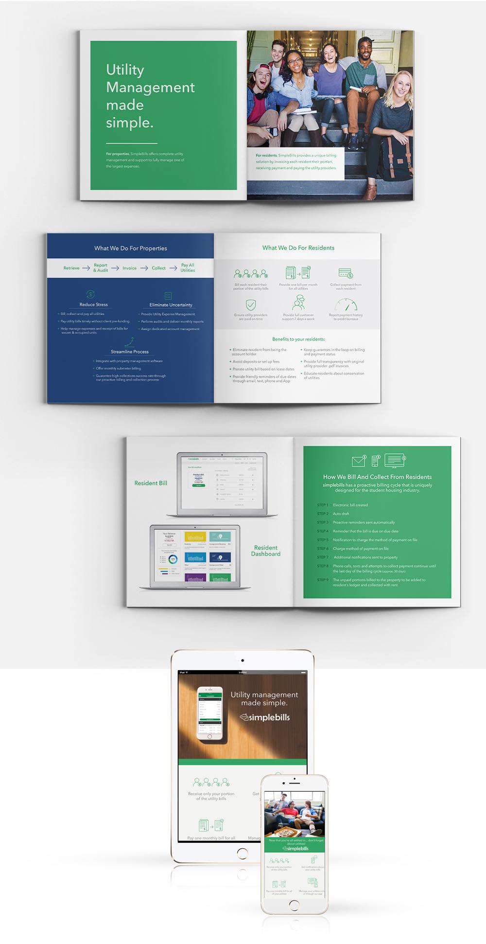 SimpleBills Graphic Design