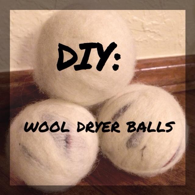 diydryerballs