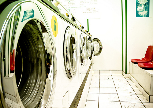 Toxic Laundry