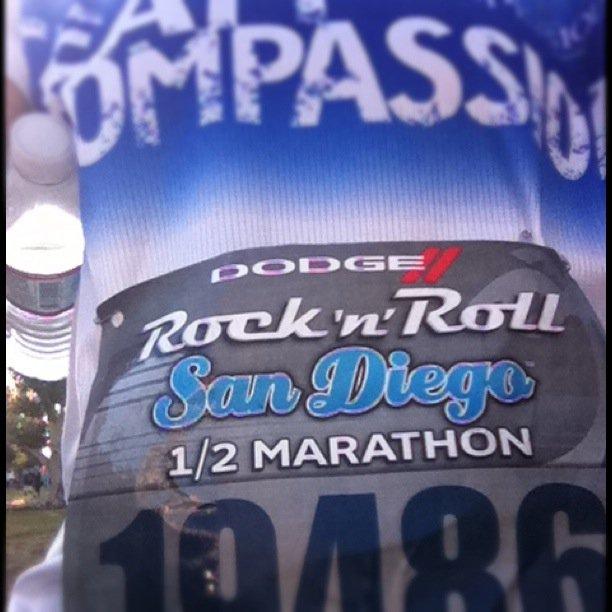 Compassion San Diego Marathon