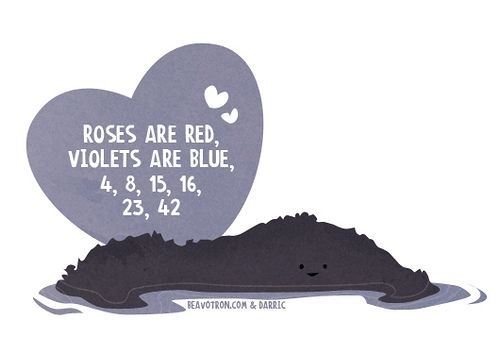 Lost Valentine - Roses are Red