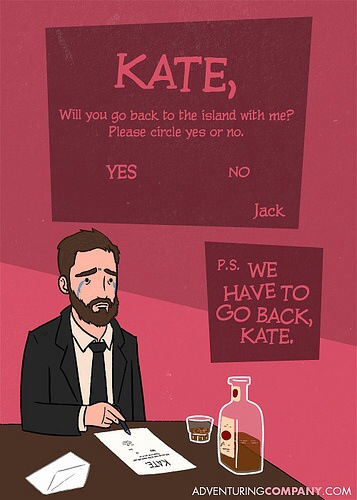 LOST Valentine - Jack