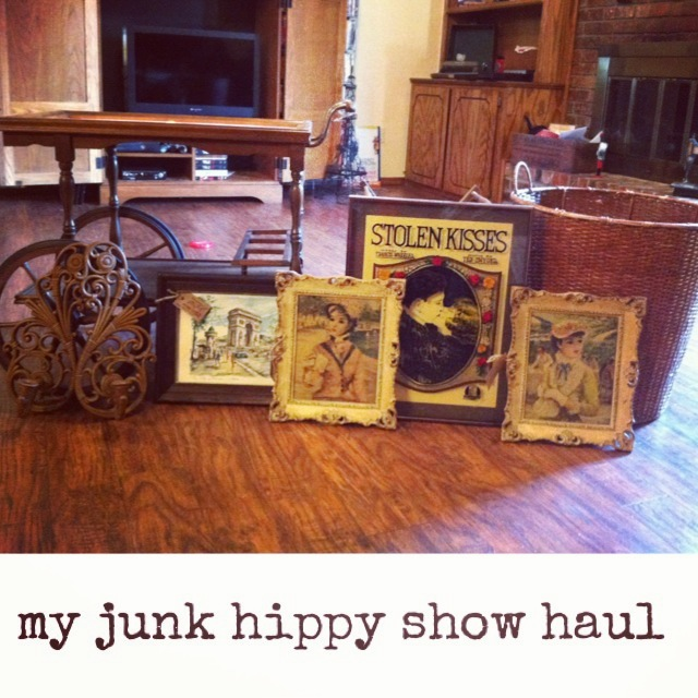 Junk Hippy Country Haul